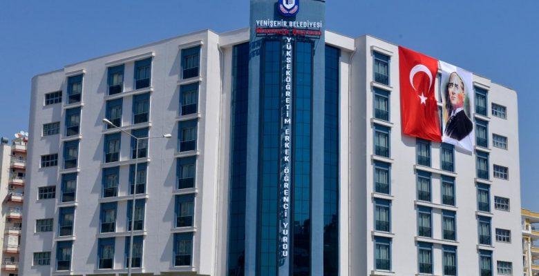 Yenişehir Belediyesinden sağlıkçılara konaklama desteği