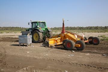 Adanalıoğlu Sahili Temizlenip Düzenlendi