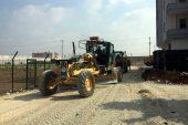 Akdeniz Belediyesi, Fen İşleri Ekipleri İlçenin Dört Bir Yanına Hizmet Veriyor