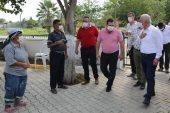 Başkan Gültak, Adanalıoğlu'nda Muhtarlar Ve Vatandaşları Dinledi