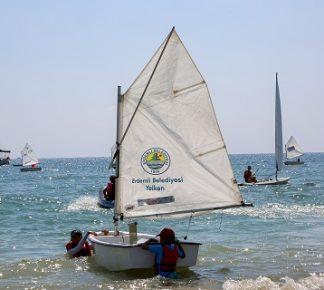 Erdemli Belediyesi Yelkenleri Açtı