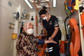 Toroslar Belediyesi, şehit ve gazi yakınlarını sağlık taramasından geçirdi
