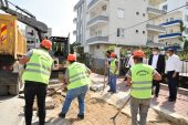 TOROSLAR BELEDİYESİ, İLÇEYE 240 BİN TON ASFALT DÖKTÜ