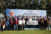 Akdeniz Belediyesinden amatör spor kulüplerine destek