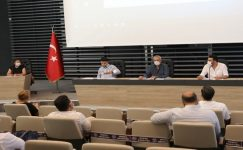 Mezitli Belediyesinin mali bütçesi oy birliği ile onaylandı.