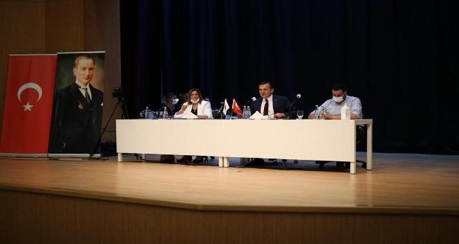 Yenişehir Belediyesinin 2021 mali bütçesi kabul edildi