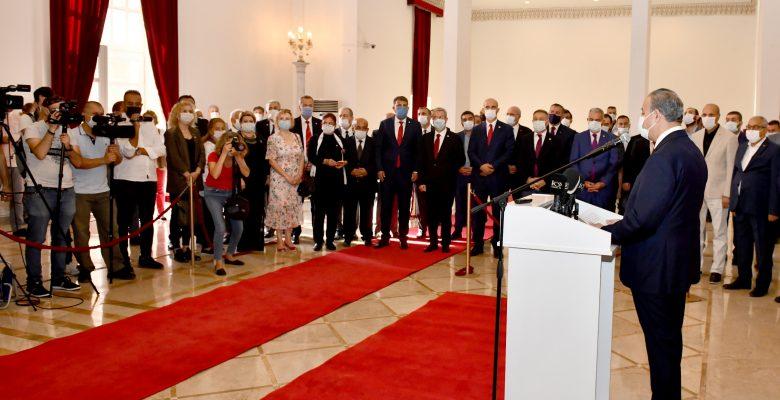 Cumhuriyetimizin 97. Kuruluş Yıl Dönümü Törenle Kutlandı