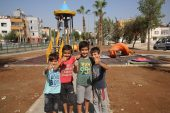 Akdeniz Belediyesi, Güneş  Mahallesi'ne Yeni Bir Park Kazandırdı