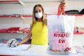 """""""KIYAFET EVİ"""" 1500 AİLEYE ULAŞTI"""