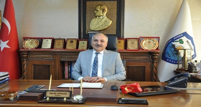 """""""Mersin'de Bin 100 işletme kepenk kapattı"""""""