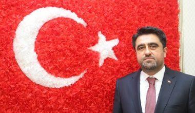 """Ercik,""""Cumhuriyet, milli irademizin yeniden şahlanışı ve yeniden doğuşudur"""""""