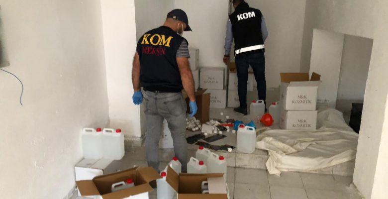 5 Kişi Sahte Alkolden Hayatını Kaybetti, 3 Şüpheli Tutuklandı