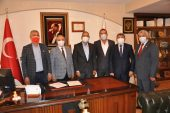 Tarsus'ta esnaf-belediye eğitim ve iş birliği protokolü