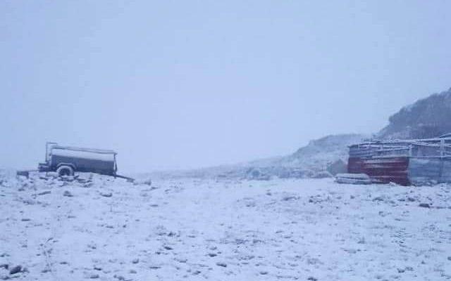 Toroslar'a ilk kar düştü