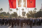 ULU ÖNDER ATATÜRK MERSİN'DE DE SAYGI VE ÖZLEMLE ANILDI