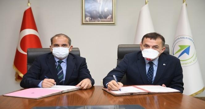 Yenişehir'in iki çevre projesi, destek almaya hak kazandı