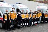 Yenidoğan Ambulansları Hizmete Girdi