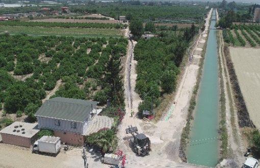 Taşucu'nun terfi merkezi ve terfi hattı projesi tamamlandı