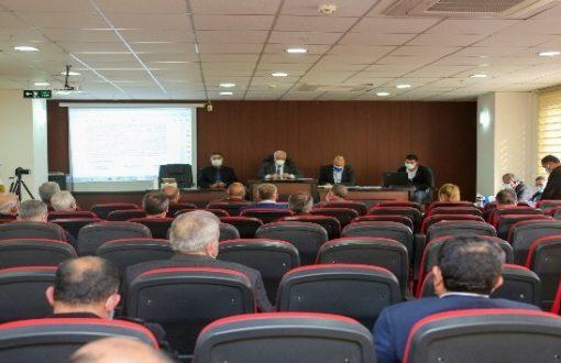 Erdemli Belediyesi yılın ilk meclis toplantısını yaptı
