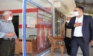 Toroslar Belediyesi 6 ay kira almayacak