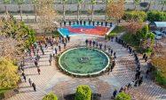 Erdemli Belediyesinde İstiklal Marşı okundu