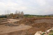 Erdemli Arpaçbahşiş'te yeni mesire alanı çalışmaları başladı