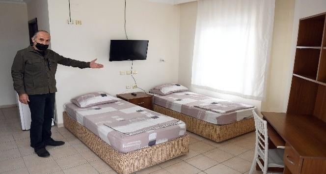 Hasta yakınları için refakatçi evi