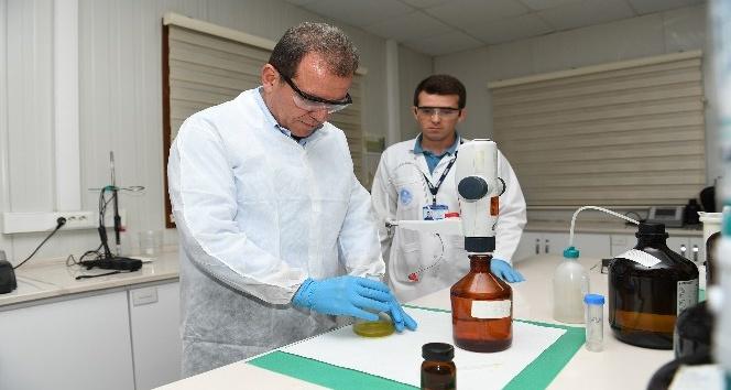 MESKİ'ye Mükemmel laboratuvar sertifikası