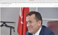 Başkan Özyiğit, Çalışan Gazeteciler Günü'nü kutladı
