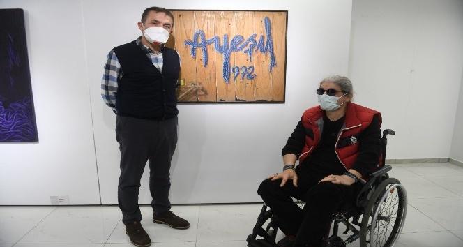 Ressam Ahmet Yeşil sergisi