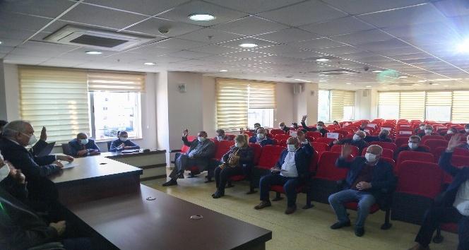 Erdemli Belediyesinden esnafa destek
