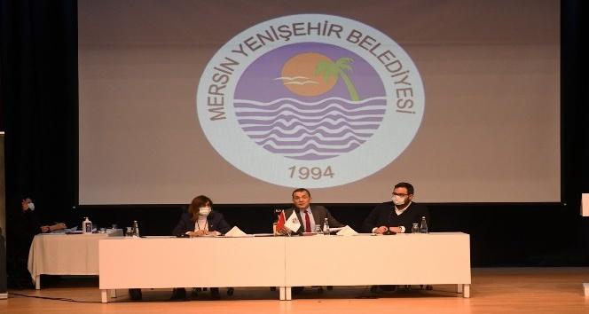 Yenişehir Belediye Meclisi toplandı