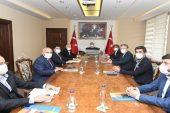 Turizm Yatırım Komisyonu Toplandı