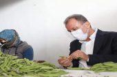 Başkan Seçer, Silifke ilçesinde incelemelerde bulundu