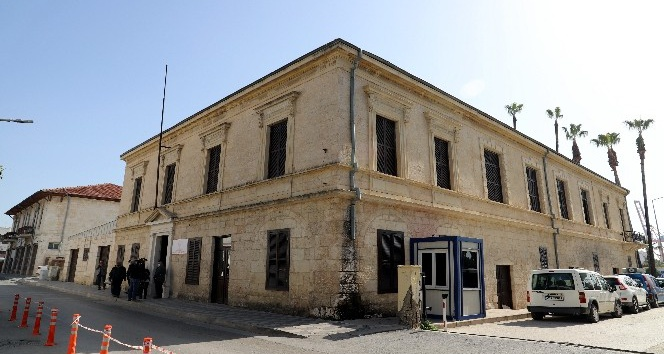 Muhakemat Binası, kente kazandırıldı