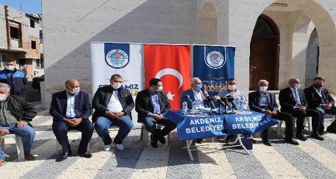 """""""Akdeniz'in imar sıkıntıları çözülecek"""""""
