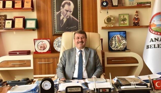 """Başkan Kılınç:""""Regaip Kandili Tüm İslam Âlemine hayır getirsin"""""""