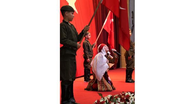 'İstiklal Marşını güzel okuma yarışması'