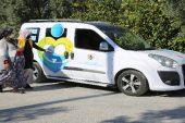 Erdemli'de 'Anne Taksi' projesi hayata geçirildi