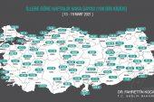 Mersin'de Düşüş Var Ama Risk Devam Ediyor