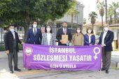 Mersin Barosu İstanbul Sözleşmesinin Feshinin İptali İçin Dava Açtı