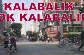 Mersin'de sokaklar doldu, taştı; Vaka Tablosu Kırmızı Oldu