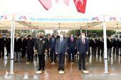 Atatürk'ün Mersin'e Gelişinin 98'inci Yıl Dönümü Törenle Kutlandı