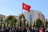 Sağlık Kahramanları Anıt Parkı açıldı