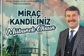 Başkan Kılınç, Miraç Kandilini Kutladı