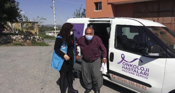 Akdeniz'de Umuda Yolculuk projesi ile hastalara destek