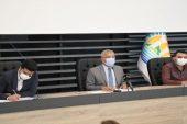 Mezitli Belediyesi Nisan Ayı MeclisToplantısı yapıldı