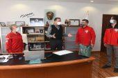 AKUT ile Yenişehir Belediyesi arasında iş birliği protokolü imzalandı
