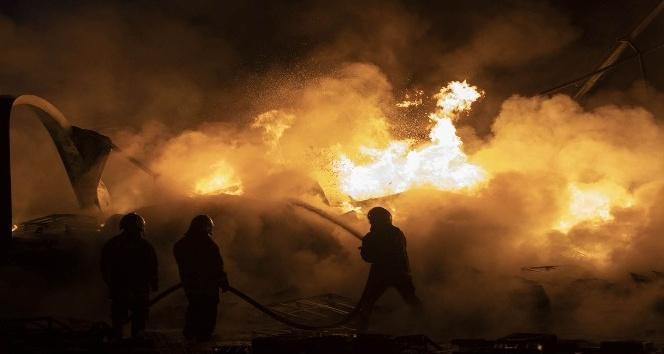 İlk üç ayda kentte bin 291 yangın çıktı