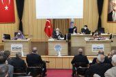 Akdeniz'de 2020 mali yılı faaliyet raporu, oybirliğiyle kabul edildi